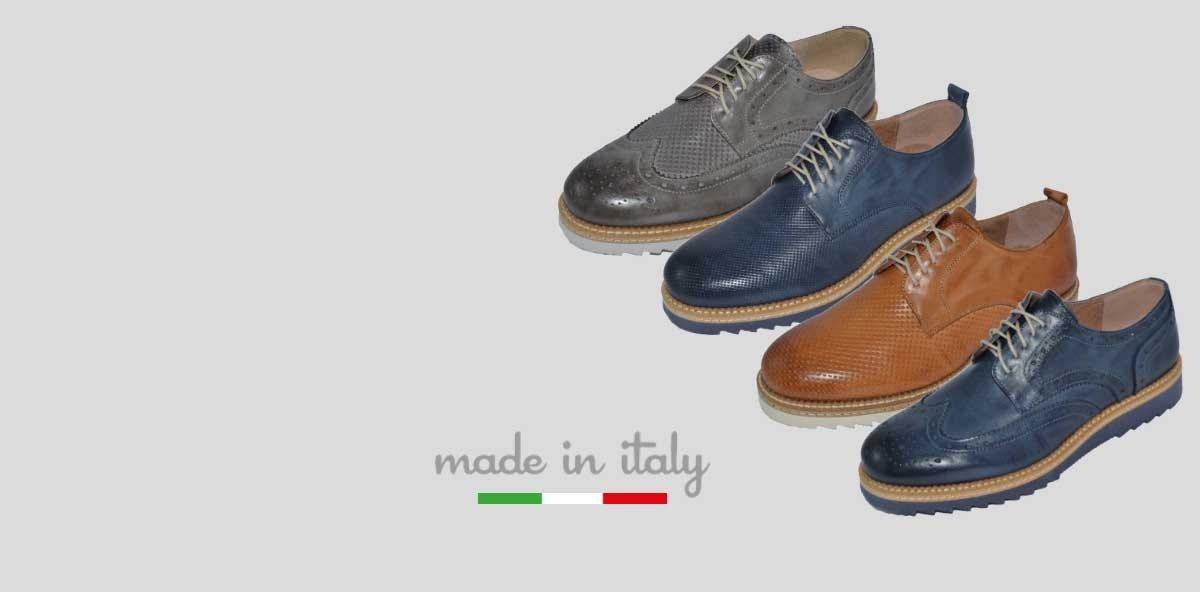 Calzature Artigianali Uomo Made in Italy
